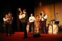 Koncert Vysočinky v Pelhřimově