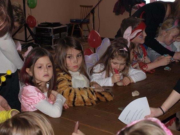 Dětský karneval v Libkově Vodě
