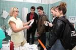 Nemocnice Pelhřimov uspořádala den otevřených dveří pro studenty gymnázií a středních škol.