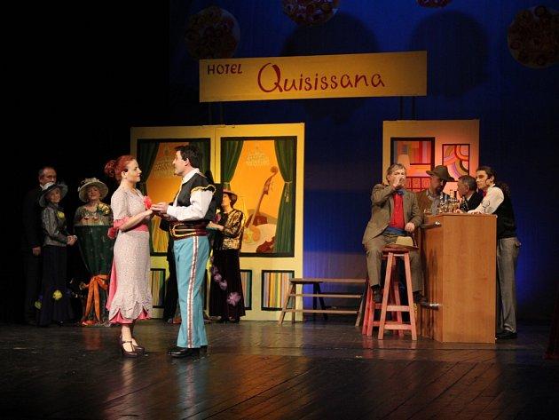 Herci z pelhřimovského Spolku divadelních ochotníků Rieger ukončí pátečním představením v Divadle Lubomíra Lipského svou letošní divadelní sezonu.