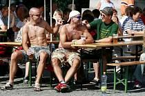 Fanoušci Bernardfestu a piva k výsledku také notně přispěli