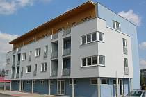 Moderní bytovka v Kamenici nad Lipou už rok marně čeká na své obyvatele