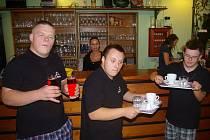 V Poutním hotelu Křemešník do pátku obsluhují mladí lidé postižení Downovým syndromem.