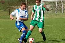 Už pět zápasů nepoznali fotbalisté Kamenice nad Lipou chuť vítězství.