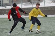 Humpolečtí fotbalisté sehráli v průběhu zimní přípravy deset zápasů, duelem s Polnou testování formy končí. Příští víkend už je čekají boje o mistrovské body.