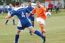 Fotbalisté Ústrašína si v příští sezoně zahrají Poutník ligu. Jistotu postupu získali kolo před koncem.