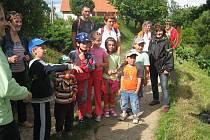 Šestý ročník turistické akce Šlape celá škola si pro své žáky a jejich rodiče připravila pelhřimovská Základní škola Krásovy domky