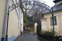 Děkanská zahrada v Pelhřimově