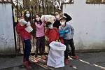 Do úklidu pod hlavičkou Čisté Vysočiny se zapojili i dobrovolníci z Charity