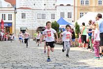 Běh pro úsměv v Pelhřimově.