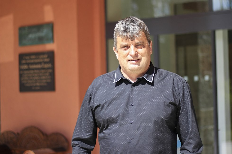 Martin Pavlíček.