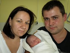 Kateřina Skácelová, 17.7.2014, Humpolec, 2 850 g
