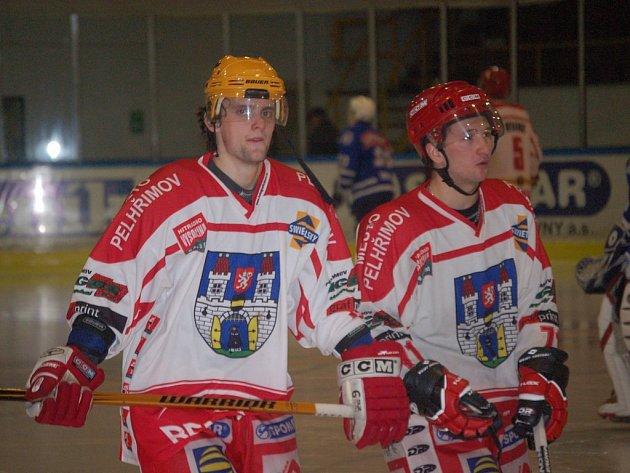 Stejně jako loni bude hokejista Jan Hrbatý působit v Pelhřimově. Vyřazení z kádru jihlavské Dukly bere s nadhledem.