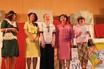 Rovných 8.200 korun se vybralo během sobotního divadelního představení v Hořepníku.
