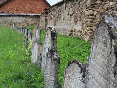 Židovský hřbitov v Nové Cerekvi.
