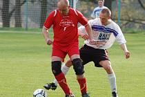 Už devět bodů získali v jarních odvetách III. třídy fotbalisté rezervy Černovic. V sobotu si poradili s Novou Cerekví.