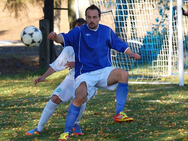 Lukáš Kavka byl pro Budíkov klíčovým hráčem. Za podzim stihl nastřílet sedmnáct gólů a to ještě v posledních zápasech kvůli trestu chyběl.