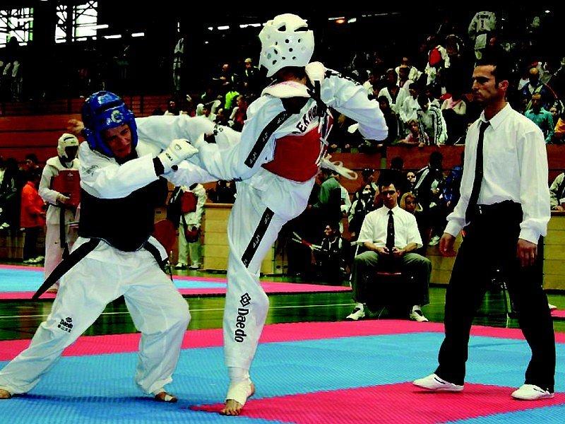 Mezi humpolecké medailisty se zařadil také Au Nguyen Bao Trunk (vpravo), který vybojoval bronz.