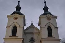 Želivský klášterní kostel.