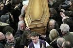 Pohřeb Ivana Magora Jirouse