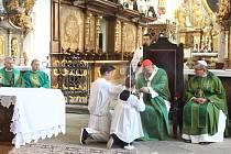 V želivském klášteře se uskutečnila pouť smíření.