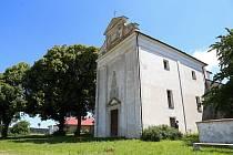 Rekonstrukce kaple v Kámeni