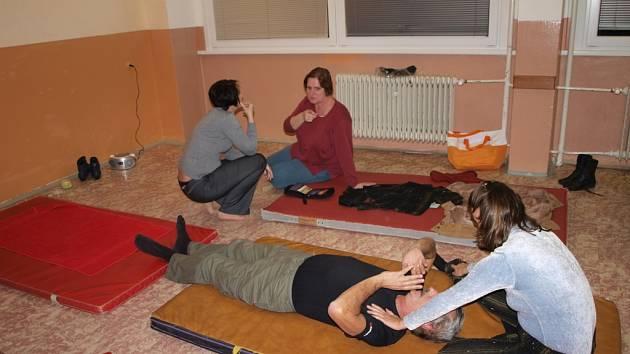Konference záchranářů Pelhřimovský podvečer - workshop Pečujte o sebe, své tělo i svoji duši