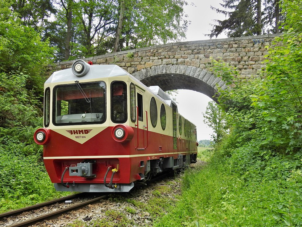 Černovice viadukt.