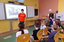Program připravili mladí lektoři zFrancie, Španělska a Německa.