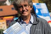 Miroslav Marek, prezident Agentury Dobrý den.
