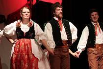 Folklorní soubor z Pacova oslavil 45 let existence.