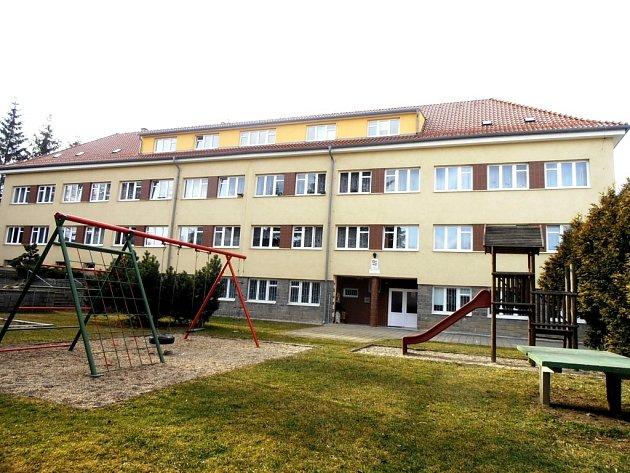 Dětský domov v Humpolci.