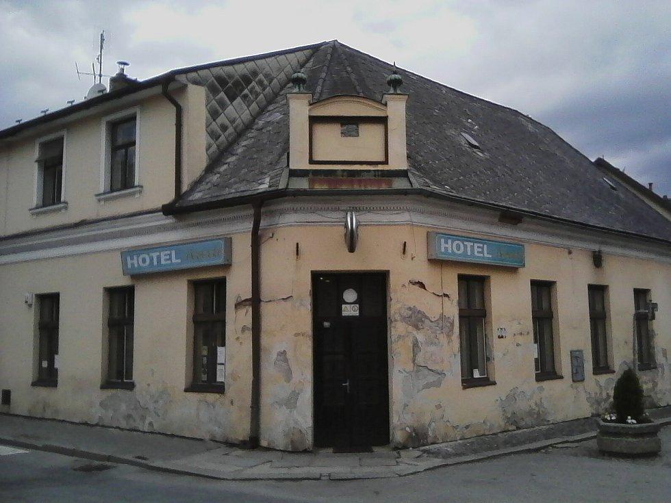 34. Hotel Beseda