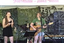 V Kališti se uskutečnil folkový festival Folkaliště.
