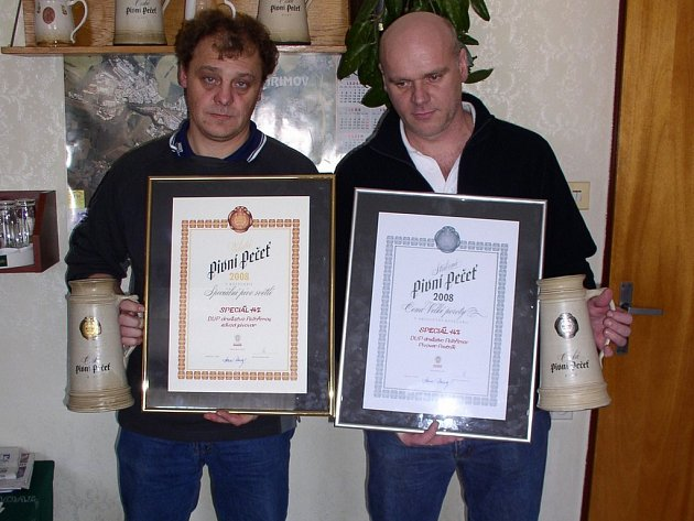Ocenění Pivní pečeť obdržel pivovar Poutník za svou 14° - speciál