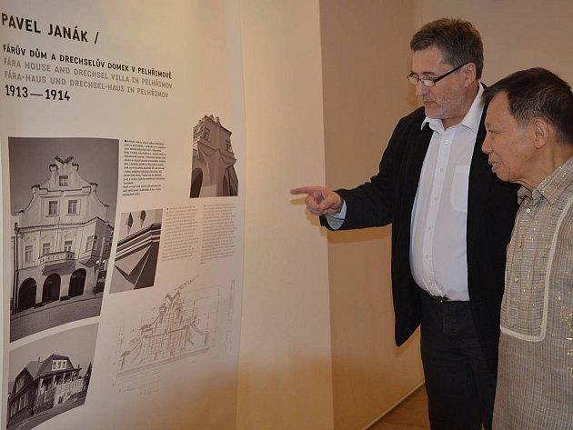 Na výstavě jsou k vidění i domy z Pelhřimova.