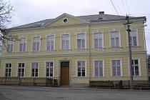 Budova Muzea Metánovského rodáka Jaroslava Hrona