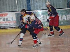 Hokejisté Humpolce prohráli s Českým Krumlovem oba zápasy a sezona pro ně skončila.