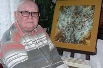 Jan Zoubek, který oslavil letos v srpnu 70. narozeniny, je stále plný energie a má řadu  nápadů.
