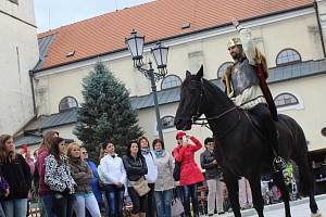 Václavské slavnosti nabídly bohatý kulturní program.