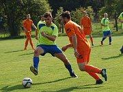 Už dvakrát zakopli fotbalisté Počátek, ale v Žirově další bodovou ztrátu nedopustili. Body odvezli po výsledku 1:2.