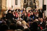 Vánoční koncert v kostele svatého Víta v Pelhřimově