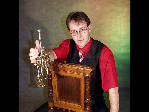 Trumpetista Alexander  Kastner