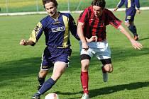 Fotbalisté Speřic se vezou na vítězné vlně. V posledních čtyřech utkáních získali maximum bodů.