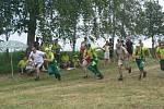 Všech 36 posádek z Čech, Slovenska a Maďarska dalo do závodu maximum.