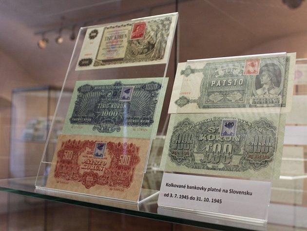 Až do 24. března je ve výstavním sále muzea v Kamenici nad Lipou k vidění sbírka platidel Rudolfa Fojtíka.