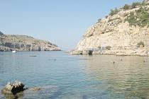 Zátoka Anthonyho Quinna v Řecku