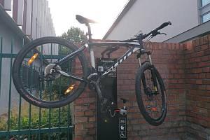 Speciální cyklopoint je k dispozici vedle humpoleckého infocentra, na křižovatce turistických a cykloturistických tras.