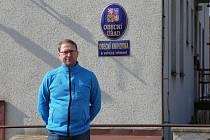 Petr Šlak je starostou Olešné od listopadu 2018.