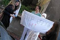 Poslední zvonění v Pelhřimovských ulicích - 7. května 2008
